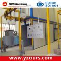 Pulverización de pintura automática / Manual / máquina de capa del polvo