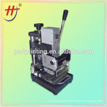 Guangdong manual hot foil stamping machine