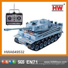 Новый дизайн 4 канала 1:20 Моделированный пульт дистанционного управления Toy Tank
