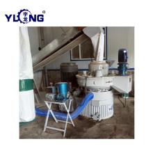 Вертикальные машины для прессования гранул