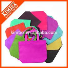 Canvas brand cotton non woven foldable shopping bag