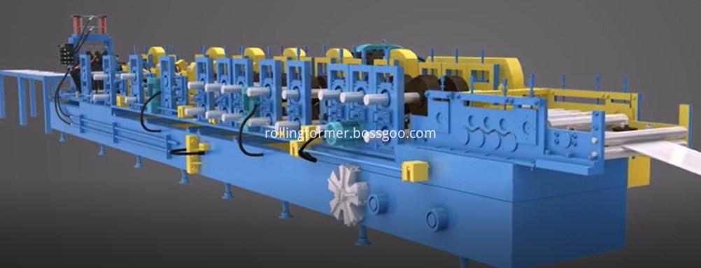 CZ purline rollformers CZ purline roll forming machine (3)