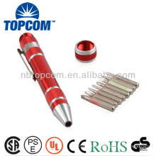 Promotional 8-in-1 Screwdriver Pen