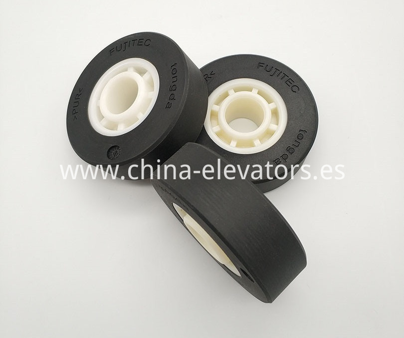 Step Chain Roller for Fujitec Escalators 75*23.5mm