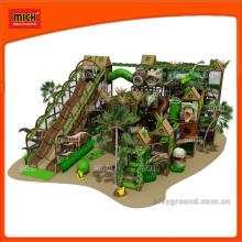 Thème de dinosaure Loisirs pour enfants Aire de jeux souple intérieure à vendre