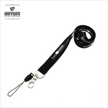 Promotional Heat Transfer Printed Lanyard with Metal Hook