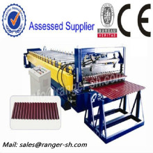 building and construction equipment Corrugated tile roof roll forming machine
