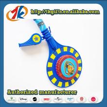 Neue Kunststoff Polizei Ausrüstung Spielzeug Set Board und Whistle