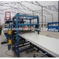 Color Steel Corrugation Roof Panel Sandwich Panel Machine