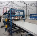 China-Lieferant automatische EPS-Dach-Sandwich-Panel-Maschine