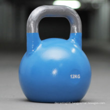 5-75lbs. Cheap Price Crossfit Exercise Painting Kettlebell for Sale