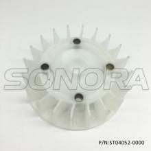 139QMA GY6 50 Cooler fan (P/N:ST04052-0000) BENZHOU BAOTIAN JONWAY ZNEN High Quality