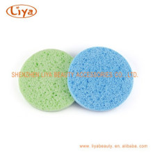 Facial Wash Cleaning PVA cosmetic Sponge Makeup Compress Puff