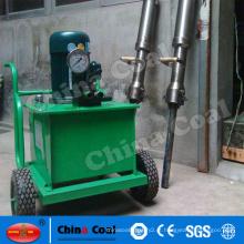 Máquina de rachar hidráulica da rocha do miniing com de alta qualidade