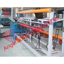 4m Width Full Automatic Single Wire Chain Link Fence Machine Manufacturer