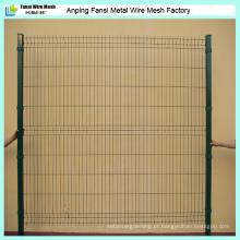 50X200mm Tamanho de malha Heavy Duty Metal Wire Mesh Fence