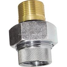 Brass Union Ferrous Fitting (a. 0383)