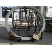 Anéis laminados a quente e bucha / fabricantes de rolos de anel