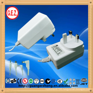 ac dc uk adapter 15v 1.2a usb charger adapter