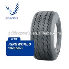 18 * 8.50-8 4 * 4 6 PR pneu de voiture de Golf