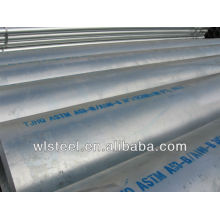 Preço do tubo de aço galvanizado