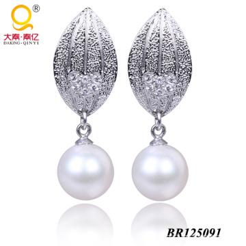 Boucles d'oreilles en argent 925 Sterling Silver (BR125091)