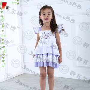 children clothes embroidered boutique clothing set