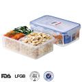 PP микроволновой безопасной еды герметичные преп пищевых контейнеров
