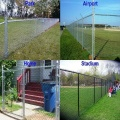chain link fence parts