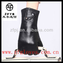 fashion street female leather gloves