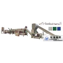 CE/SGS/ISO9001 PP PE-Folie Recyclinganlage