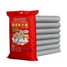Bulk multifunction cheap household fire blanket