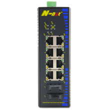 Fast Ethernet Switch Industrial