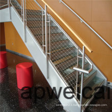 Flexible Stainless Steel Rope Mesh - Durable, Safe and Aesthetic