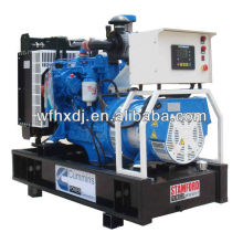 Hot sales 20kva diesel generator 415v / 240v with superior quality