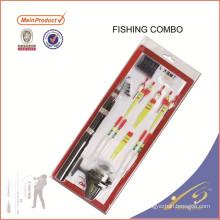 FDSF105F дешевые новый рыболовный набор детей набор Рыбалка спиннинг рыбалка комбо для детей