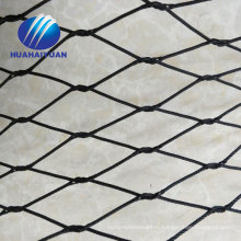 stainless steel wire rope netting rope mesh decoration SUS304 cable rope mesh
