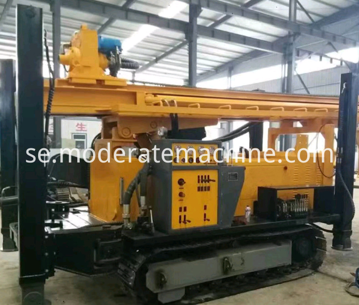 FY400 water well drilling rig 5