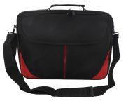 2014 Best Sell!Black And Red Color Laptop Bag For 15.6'' Laptop (SM8988A)