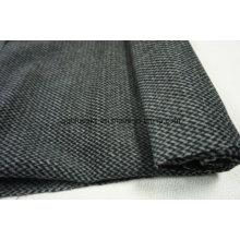 Твидовая шерстяная шерстяная ткань в 100% шерсти