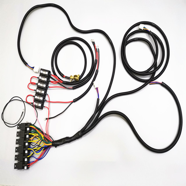 Relay Wiring Harness