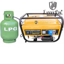 Générateur de gaz naturel 2kw 2kVA en veille avec prix