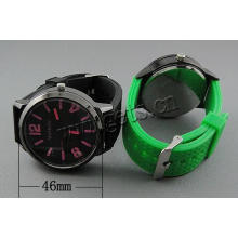 Gets.com relógio de plástico henri sandoz