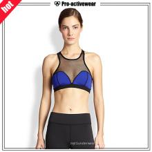 OEM ODM Fábrica de moda de las mujeres Top Ladies Sexy Yoga Sports Bra