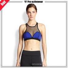 OEM ODM fábrica de moda feminina Top Ladies Sexy Yoga Sports Bra