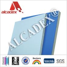 Unbroken Core Fireproof Aluminum Composite Panel ACP Wall Cladding