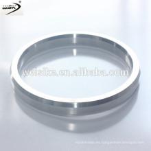 Equipo de cabeza de pozo sello mecánico de alta presión / recipiente de alta temperatura goma serrada