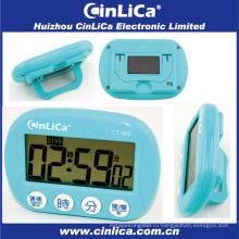 CT-660 дешевый 12/24 почасовой дешевый цифровой таймер с функцией часов
