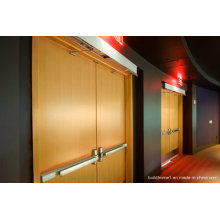 Garantie du meilleur prix High Class Emergency Steel Fire Rated Portes