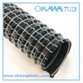 32mm PVC Conduitive Vacuum Hose with Single Steel Wire